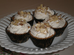 ... amaretto an amaretto almond cupcakes almond cake with amaretto