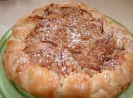 Apple Crostata Recipes — Dishmaps