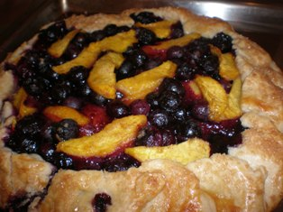 ... crostata blackberry cardamom crostata free form peach crostata recipe
