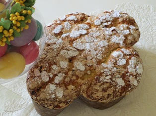 Easter Dove Bread - Colomba di Pasqua