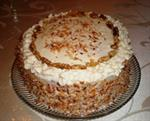 Italian Cream Cake or Italian Wedding Cake