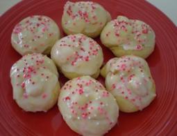Italian Knot Cookies