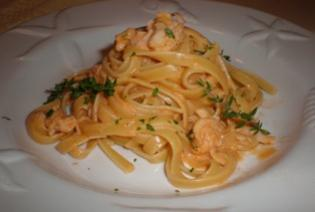 Lobster cream sauce recipes for pasta