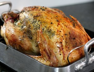 Rosemary RoastedTurkey
