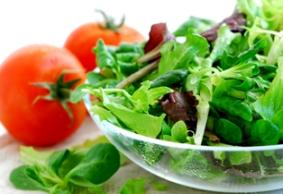 Types of Lettuce and Salad Greens