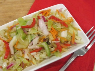 Marinated Garden Salad