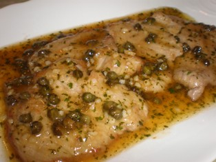 how to cook veal scallopini lemon