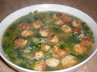 Italian Soups With Meat