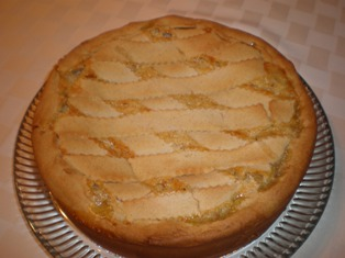 Italian Wheat Berry Cake