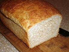 Whole Wheat Ricotta Bread